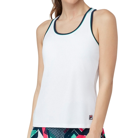 2ea65dcc44703 Fila Heritage Solid Racerback Women s Tennis Tank. FILA - Item  TW173WZ2100