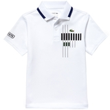 Lacoste Chest Graphic Boy's Tennis Polo