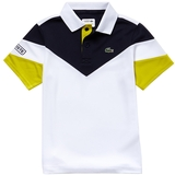 Lacoste Color Block Boy's Tennis Polo