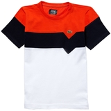 Lacoste Color Block Boys Tennis T- Shirt