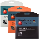 Kirschbaum 3 String Set 1.25 Promo Pack