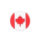 Tennis Plaza Canada Flag Tennis Dampener