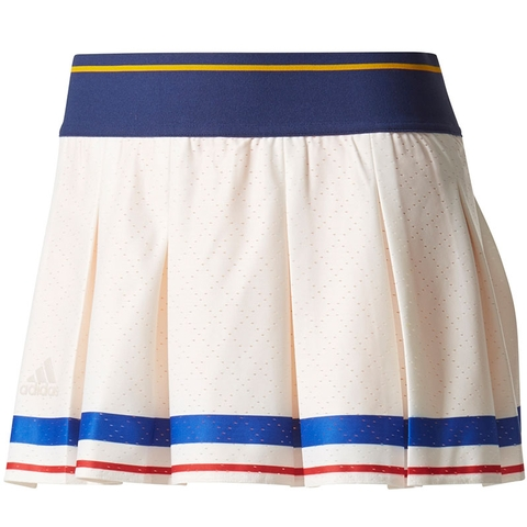 018697f3ab Adidas Pharrell Williams NY Women's Tennis Skirt White/blue/red