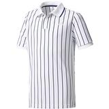 Adidas Pharrell Williams NY Striped Boy's Tennis Polo