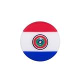 Tennis Plaza Paraguay Flag Tennis Dampener