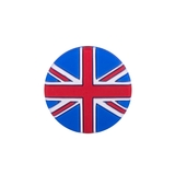 Tennis Plaza United Kingdom Flag Tennis Dampener