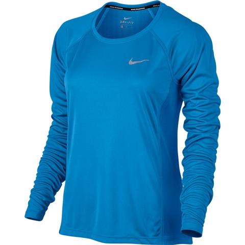 5a488695b Nike Dry Miler Long Sleeve Women's Top. NIKE - Item #831540435