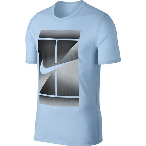 Nike Court Dry Men's Tennis Tee