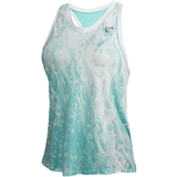 Athletic DNA Lava Racerback Girl's Tennis Tank
