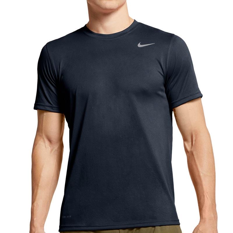 40b928d6 Nike Legend 2.0 Men's Shirt Obsidian/black