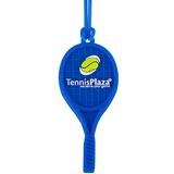 Tennis Plaza Racquet Key Chain