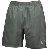 Athletic DNA Woven Brushed Emboss Boy's Tennis Short
