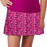 Fila Abstract Court Girl's Tennis Skirt