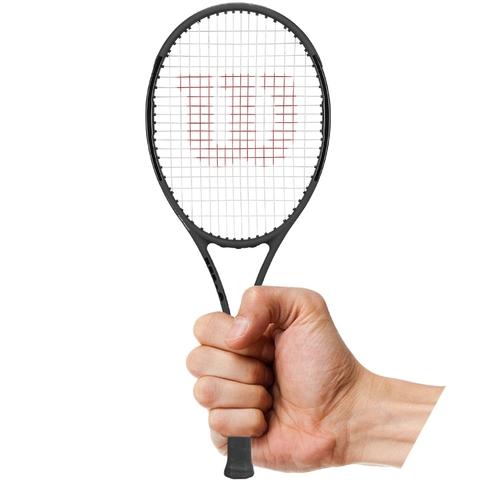 Wilson Pro Staff >> Wilson Fun Size Pro Staff Tennis Racquet