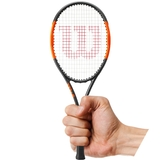 Wilson Burn Mini Tennis Racquet