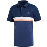 Adidas Club Color Block Men's Polo