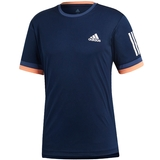 Adidas Club 3 Stripes Men's Tee