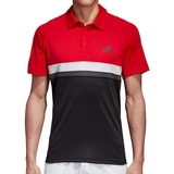 Adidas Club Color Block Men's Tennis Polo