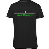 Baseline Ball Machine Men's Tennis Tee