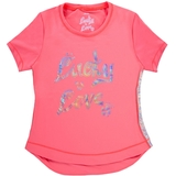Lucky in Love Deluxe High-Low Girl's Top