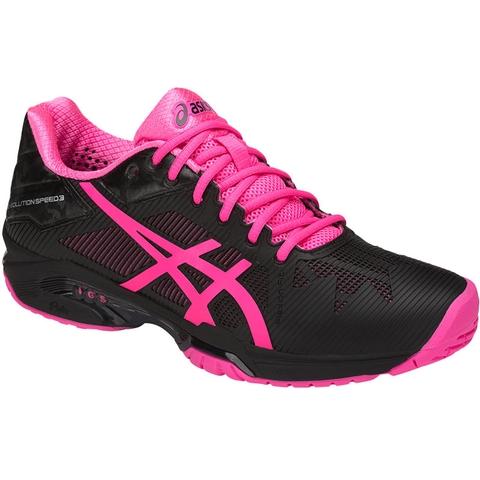 Chaussure de tennis Asics Gel Solution de Speed 3 Gel pour/ Femme Noir/ Rose c6b3e0d - alleyblooz.info