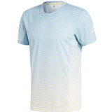 Adidas Melbourne Striped Men's Tennis Tee