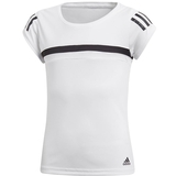 Adidas Club Girl's Tennis Tee