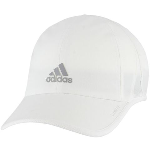 6850efe73 Adidas Adizero Women's Tennis Hat White/onix