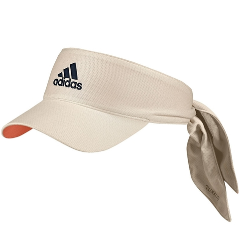 Adidas Women s Tennis Visor Tint coral navy cb7fb657694