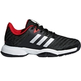 uk availability 77dc1 b7b58 Adidas Barricade 2018 XJ Junior Tennis Shoe