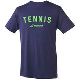 Babolat Tennis Logo Men's Tennis Tee