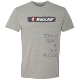 Babolat France Country Men's Tennis Tee