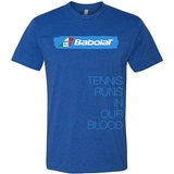 Babolat Italy Country Men's Tennis Tee