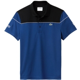 Lacoste Pique Ultra Dry Colorblock Men's Tennis Polo