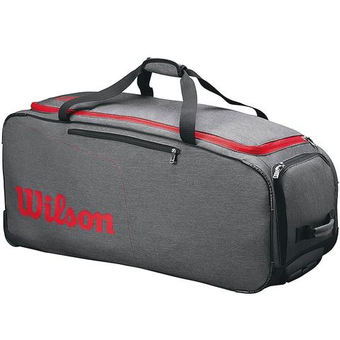 Wilson Traveler Wheeled Tennis Bag