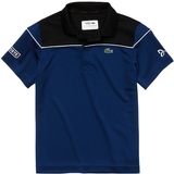 Lacoste Ultra Dry Miami Open Boy's Tennis Polo