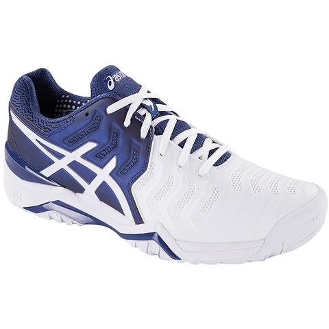 Asics Gel Resolution 7 Novak Men's Tennis Shoe