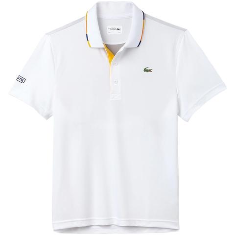 d972bfba Lacoste Pique Ultra Dry Men's Tennis Polo. LACOSTE - Item #DH312251J3M