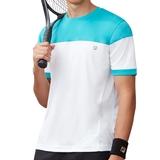 Fila Set Point Color Blocked  Men's Tennis Crew