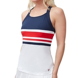Fila Heritage Criss Cross Women's Tennis Tank