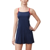 Fila Heritage Pleated Women's Tennis Dress