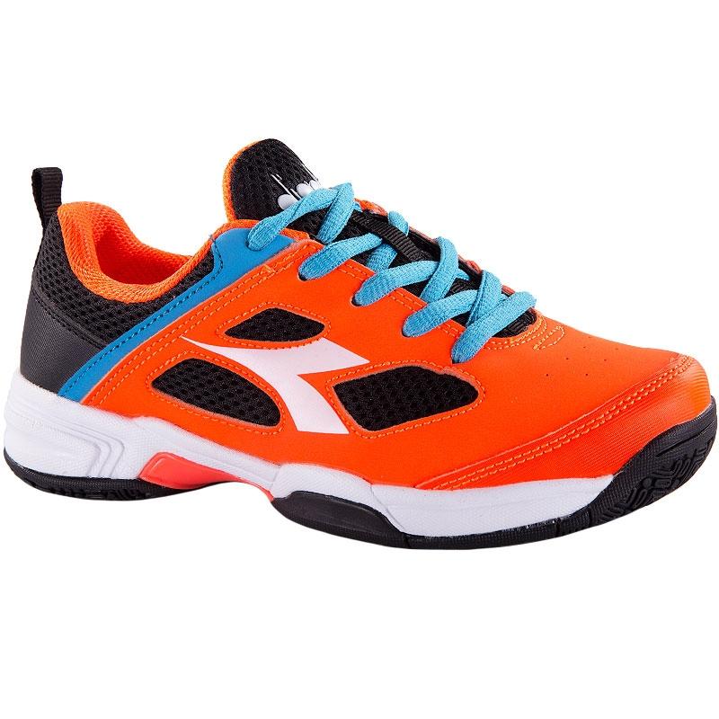 d455cf23 Diadora Speed Fly Junior Tennis Shoe