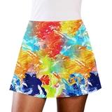 LacoaSports Monet Women's Tennis Skirt