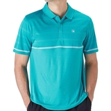 Fila Set Point Striped Men's Tennis Polo