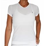 LacoaSports Short Sleeve Women's Tennis Top