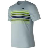 New Balance Graphic Accelerate Men's Tennis Crew