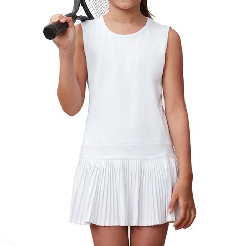 bce1e2f6004a Fila Pleated Girl s Tennis Dress. FILA - Item  TG181N13100