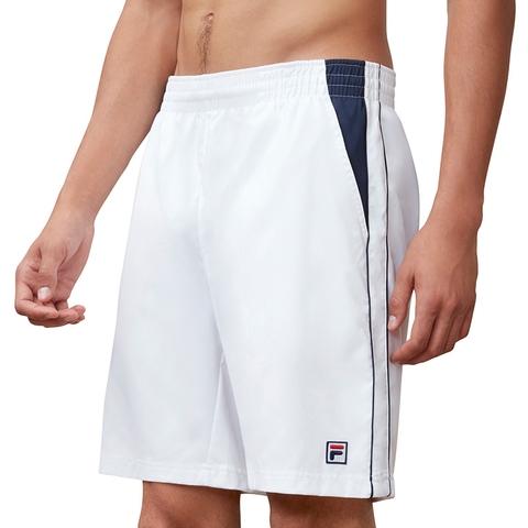 cbd2127e0dca Fila Legend Men's Tennis Short White/navy