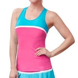 Fila Sweetspot Colorblocked Women's Tennis Tank