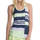 Athletic DNA Spring Madras Racerback Women's Tennis Tank